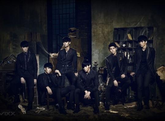 VIXX Releases Album Photo Shoot Image for 'Voodoo'