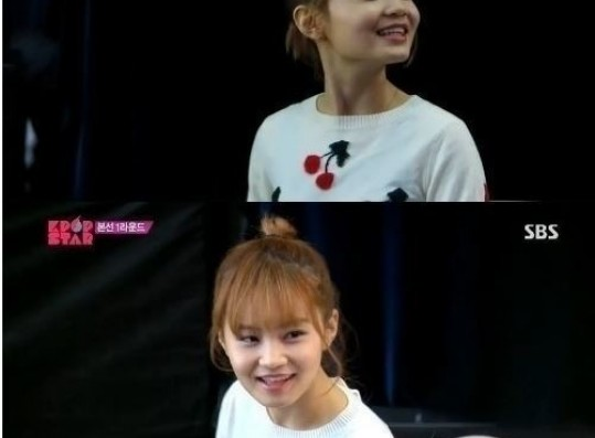 lee hi comes out on kpop star 3