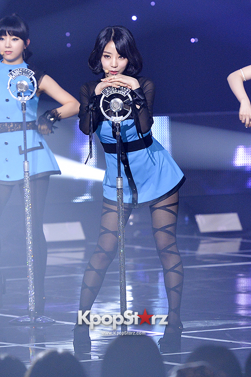 LADIES' CODE (So Wonderful) at SBS MTV The Show : All ...