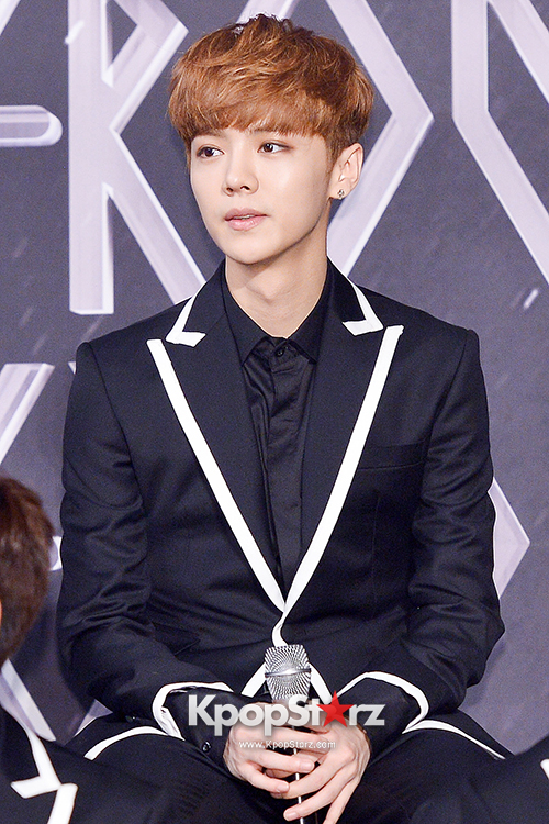 EXO Holds the Concert Press Conference - May 25, 2014 ...