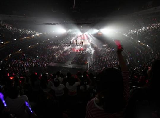 SMTOWN Live World Tour 2012