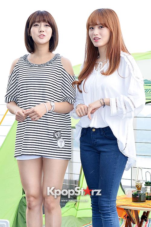 rainbow seung ah dating)