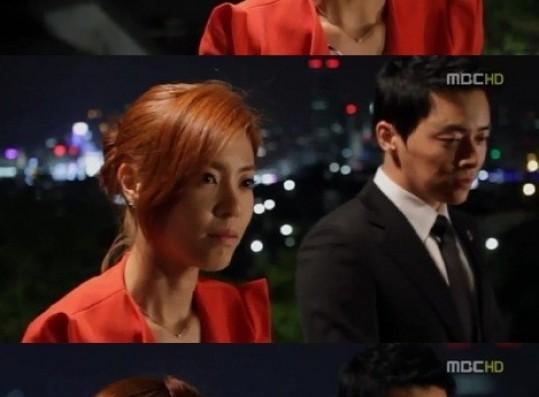 'The King 2 Hearts' Eun Shi Kyung Reappears!