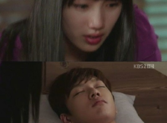 'Big' miss A's Suzy Praised for Her Acting