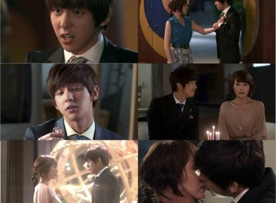 'I Love Italy' Park Ye Jin & Super Junior's Kim Kibum - Fairy Tale First Kiss