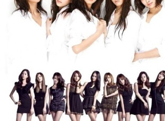 Overflow of New Idol Groups