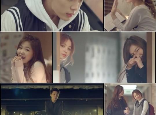 hi suhyun mv released