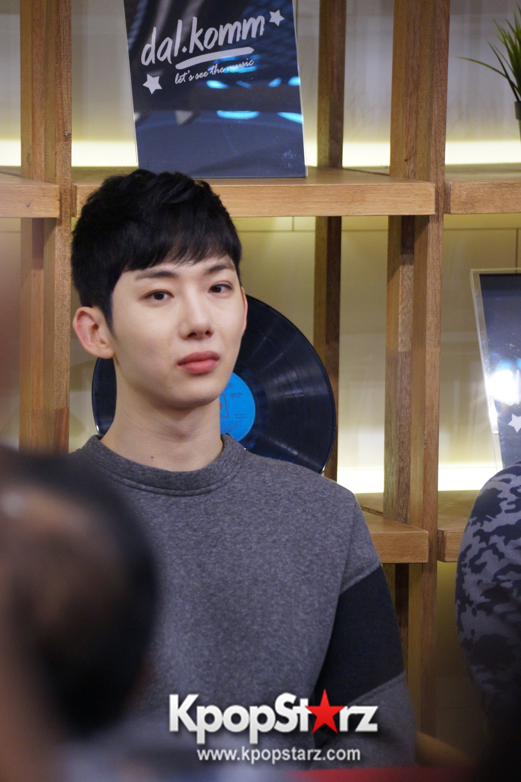 2AM Attends Dal.Komm Coffee Grand Opening in Malaysia - Nov 29, 2014 [PHOTOS]