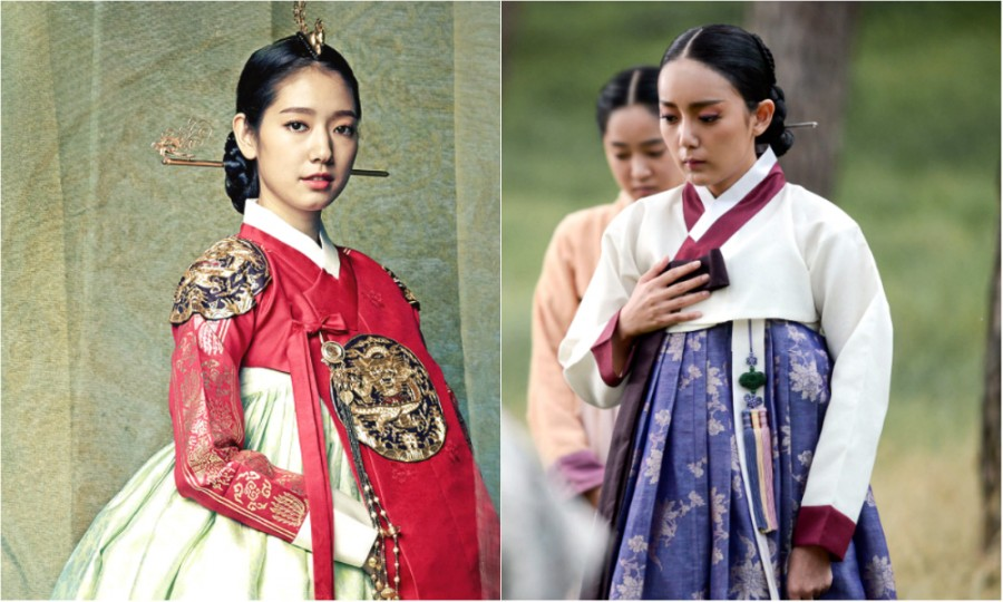 """How The """"Hanbok"""" Plays A Key Element In Productions Of """"The Royal Tailor"""" And """"Lost Flower"""""""