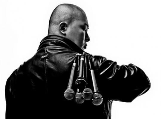 Korean rapper Deepflow