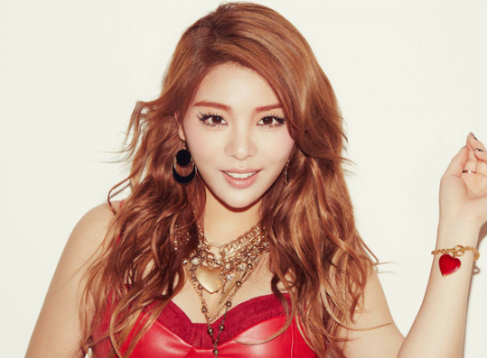 Netizens harshly criticize Ailee for sexy photoshoot