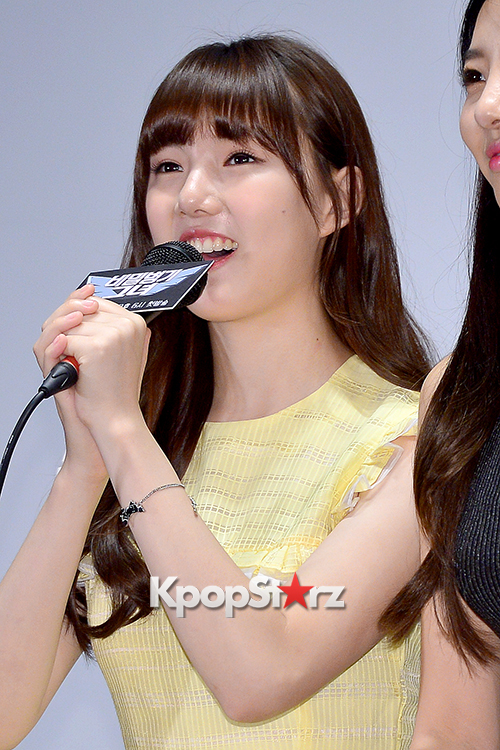 GFRIEND's Yerinn at a Press Conference of MBC Every1 'Her Secret Weapon'