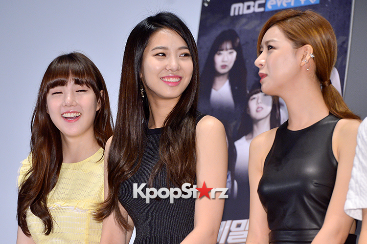 Press Conference of MBC Every1 'Her Secret Weapon'