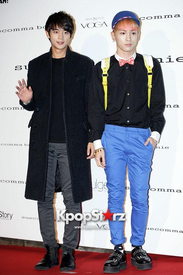 SHINee's Minho-Key Casual Chic Fashion at 'Suecomma Bonnie ...