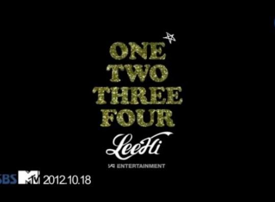 LEE HI 1 2 3 4