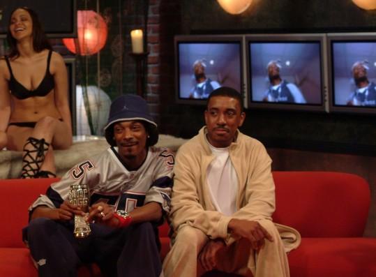 Ken Francis III and Snoop Dogg on
