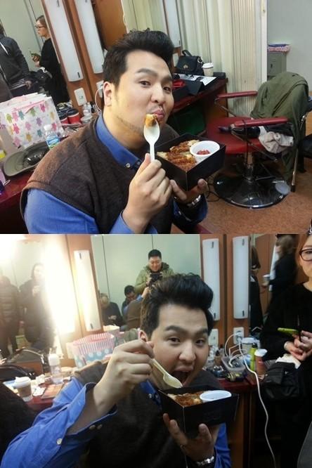 kim tae woo pierde in greutate