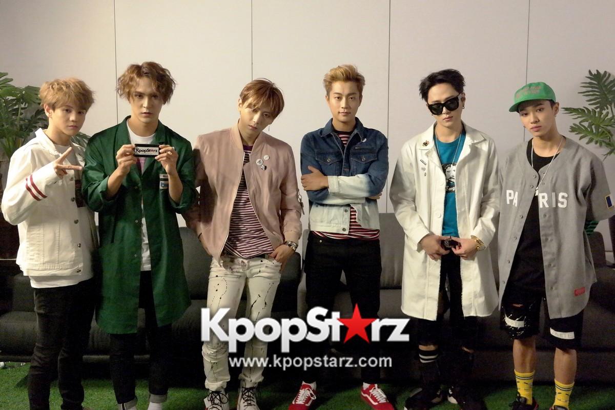 KpopStarz Interviews BEAST At 'Ordinary' Fan Meet In Singapore 2015 [PHOTOS]