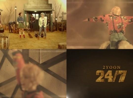 2Yoon '24/7' Jeon Jiyoon's Video Teaser, Transform Into Tomboy