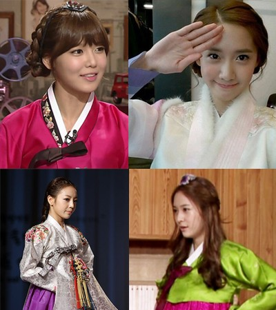Which K-Pop Idols Looks Best in Traditional Hanbok?