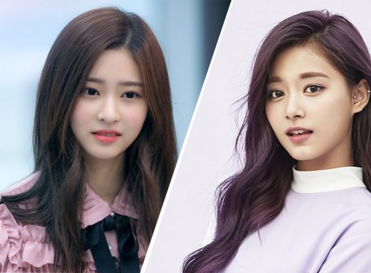 TWICE's Tzuyu and IZ*ONE's Kim Minju Are Two of the Seven Famous K-Pop Idols in Japan