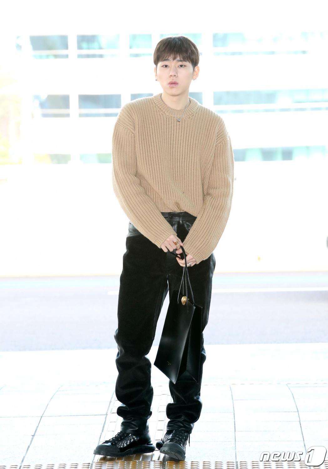 Zico, Airport Fashion