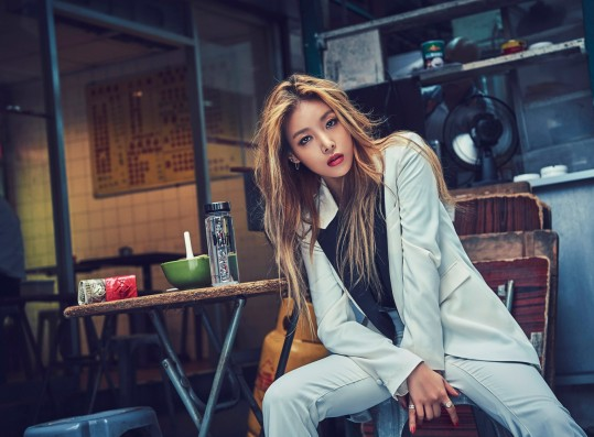 Yubin Interviewed on Idol Radio