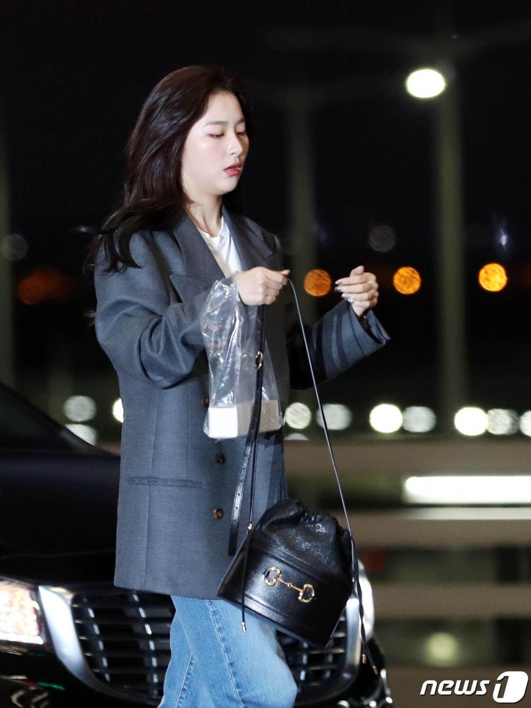 Red Velvet Seulgi, Pretty jean style