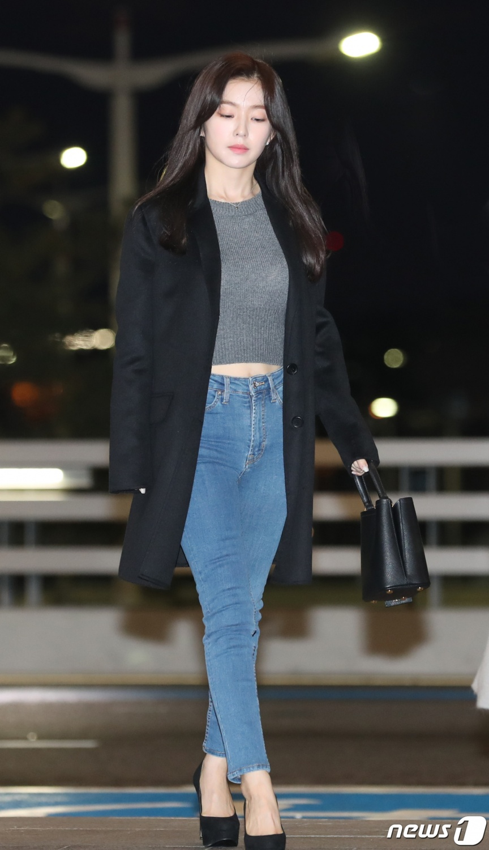 Red Velvet Irene, A different visual