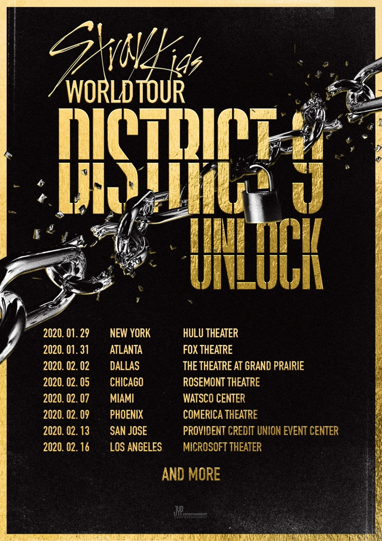 Stray Kids Tour