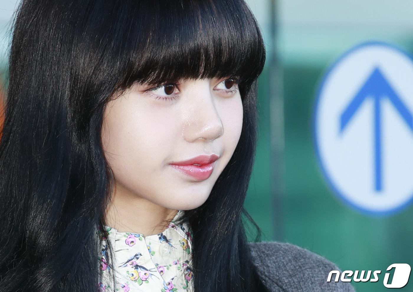 BLACKPINK Lisa, Lovely Smile