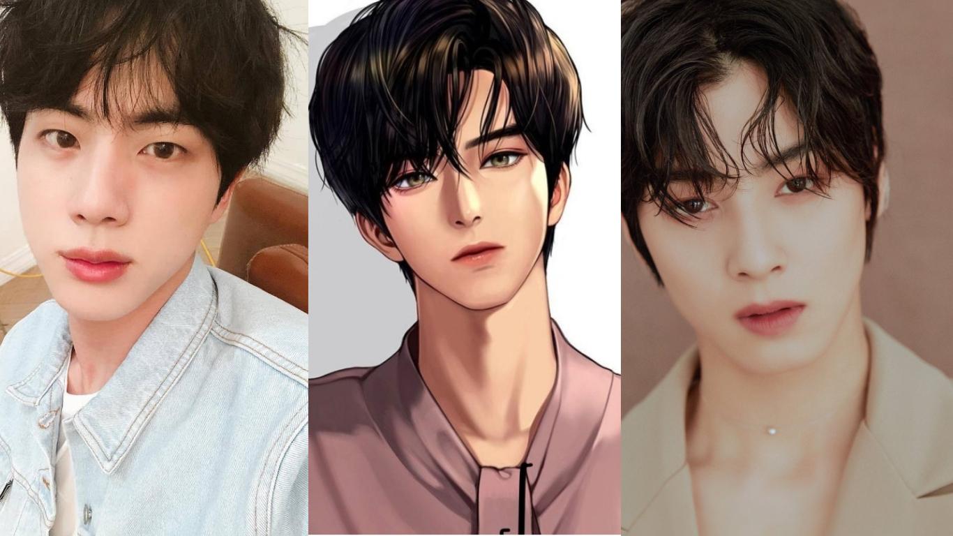 Top 10 Male Idols Who Can Pass As Cast For True Beauty Webtoon Adaptation News Kpopstarz