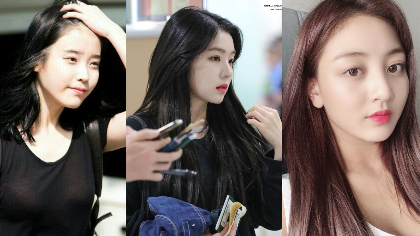 Top 10 Female Idols Rocking The No Makeup Look Kpopstarz