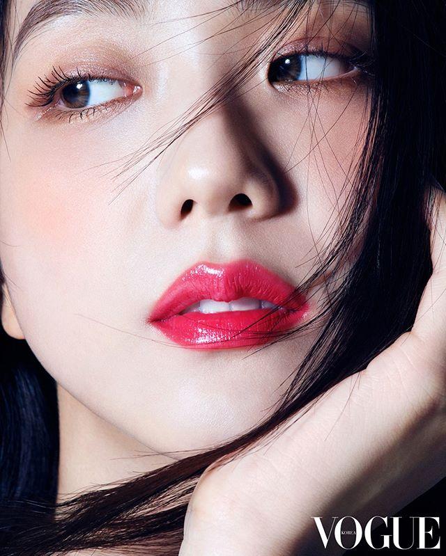 "Blackpink Jisoo Unveils Dior Beauty pictorial ""A dazzling beauty"""