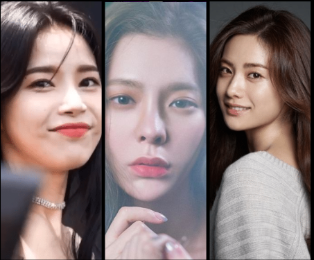 KPOP Female Celebrities Turning 30