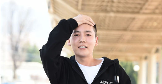 Kim Jin Woo in Military Cut for His Enlistment + Press Interview
