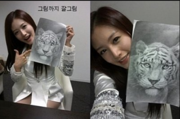 K-Pop Idols With Unbelievable Artistic Skills