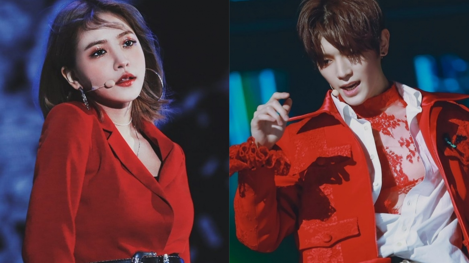 Taeyong Halloween 2020 How The Dating Rumor Between NCT's Taeyong and Red Velvet's Yeri