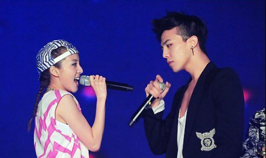 Ouch ! Sandara Park to G - Dragon :  He is Like a Baby Brother