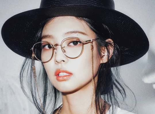 Look! Jennie Kim's 'Jentle Home' Eyewear Collection is Now Available