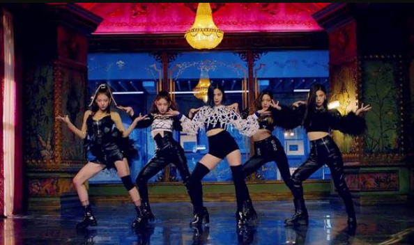 top k pop groups with the best dance choreography in mv