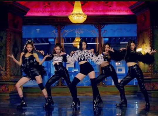 Top K-pop Groups with The Best Dance Choreography in MV