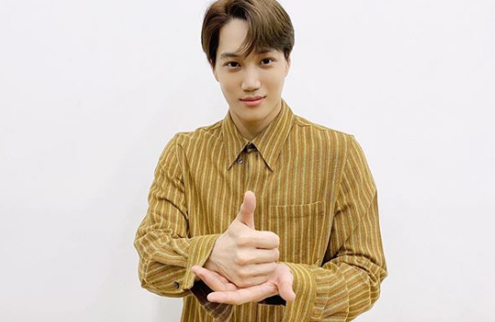 EXO Kai Accepts Super Junior Siwon Challenge To Honor Medical Frontliners