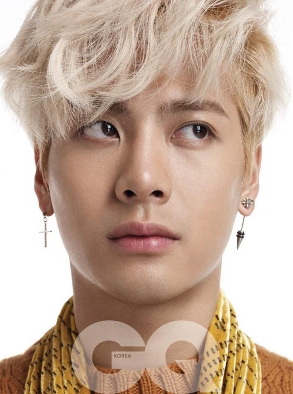 15 K Pop Male Idols Who Amazingly Slay Blonde Hair News Kpopstarz