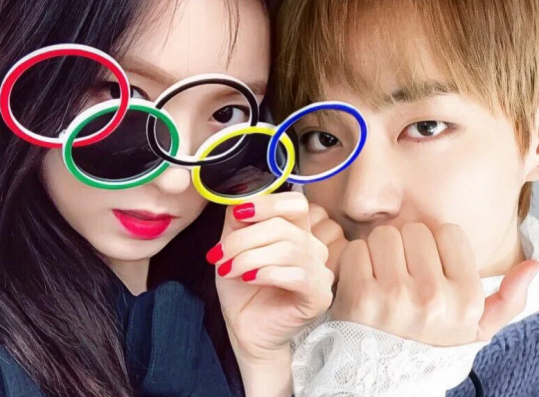V and Irene Allegedly Dating? Read These Hilarious