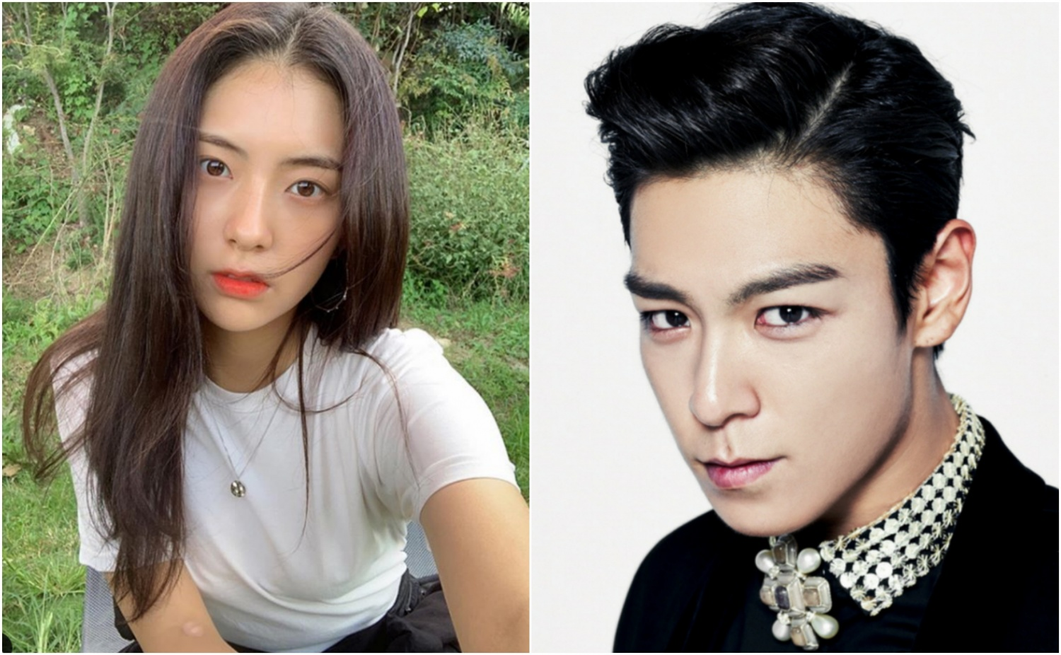 BIGBANG T.O.P Rumored To Be In A Relationship With SM C&C's Kim Gavin |  KpopStarz