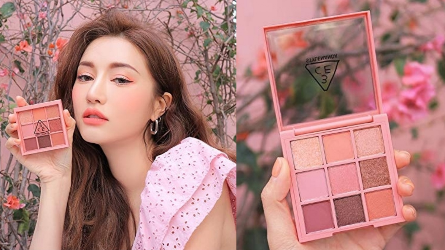 Best Picked Korean Eyeshadow Palettes To Match Your Glow This Summer Kpopstarz