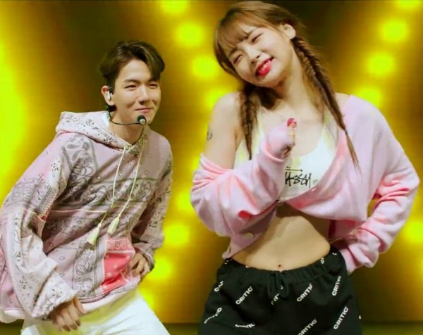 EXO Baekhyun's Girl Backup Dancer Gains Interest from Fans: Who is She and Why She's Popular