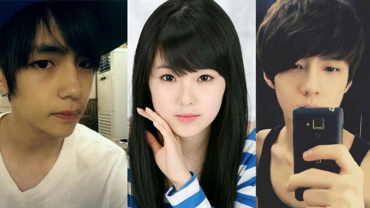K Pop Idols With Best Faces And Known As Ulzzangs During Pre Debut Days Kpopstarz