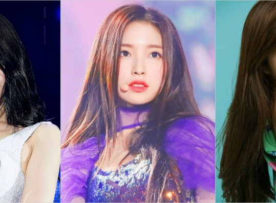 These are the Top 50 Most Popular Girl Group Members for the Month of June!